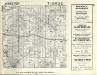 Webster T1S-R5E, Washtenaw County 1957